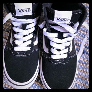 Vans Girls High-tops